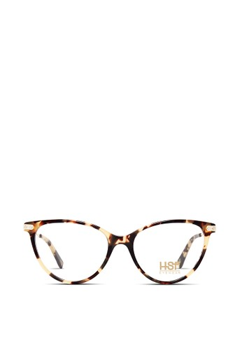 HSF Eyewear HSF Eyewear Emma Clip On Tortoise 25EBAGLA519ECFGS_1