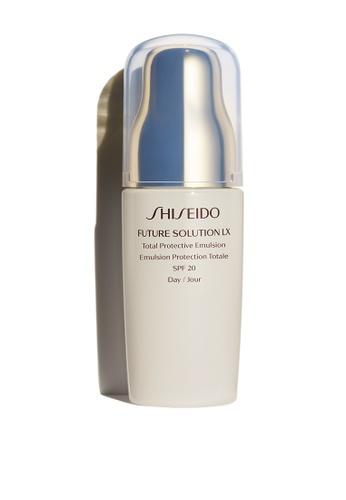 Shiseido black Future Solution LX Total Protective Emulsion E, 75ml 93C07BE99CE8A5GS_1