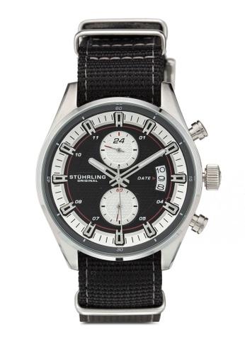 Stuhrling Original black Stuhrling 845.02 Watch 841FDACF975CFFGS_1