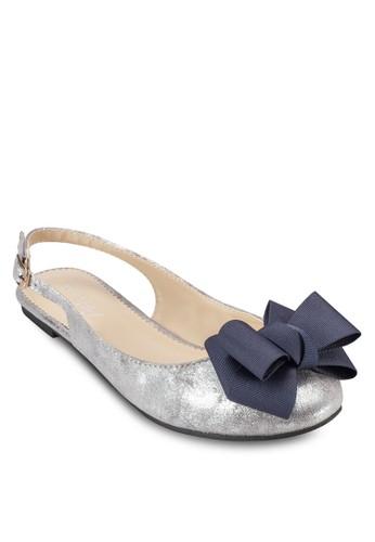 esprit暢貨中心Play! SHERRI 蝴蝶及繞踝平底鞋, 女鞋, 芭蕾平底鞋