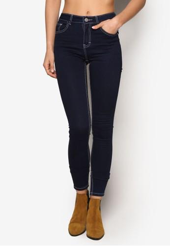 Bailey 彈力緊身牛仔褲、 服飾、 服飾DorothyPerkinsBailey彈力緊身牛仔褲最新折價