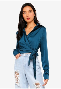 e7880707 Shop MISSGUIDED Tops for Women Online on ZALORA Philippines