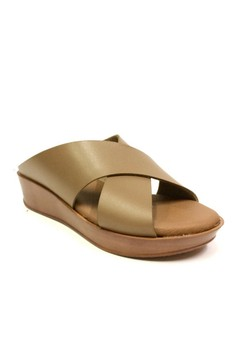 Helga Leather Sandals