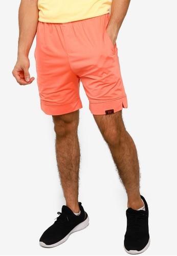UniqTee orange Jogging Style Bermuda Shorts B1342AA66D9DD2GS_1