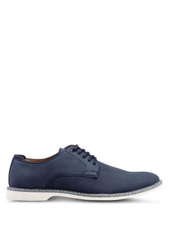 Bata navy Smart Casual Shoes 0C465SH08456BEGS_1