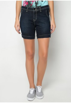 Fashion Midwaist Short Denim
