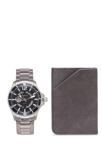 Stuhrling Original silver Stuhrling Watch Set.772.01.CH 79FF9AC6B061B9GS_1