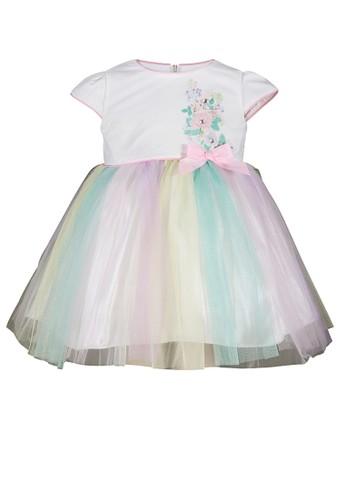 ODAIBA white Dress anak POD 66 S/L A3FA9KAC942264GS_1