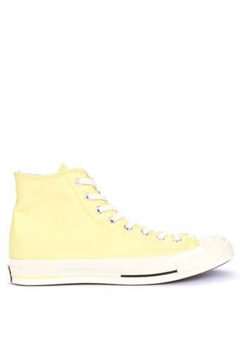 Converse yellow Chuck Taylor All Star 70s Brights Sneakers C17D5SH1A76A1BGS_1