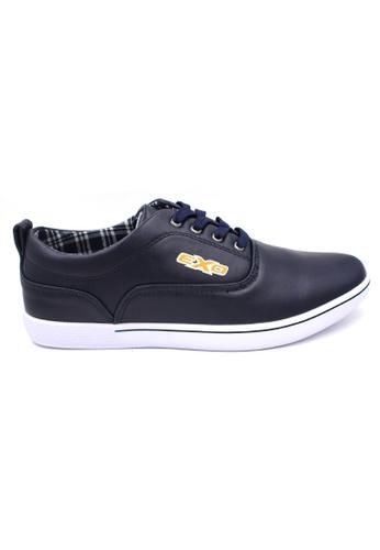 midzone navy EXO SCORPION Fashion Sneaker 354E6SHB7309B5GS_1