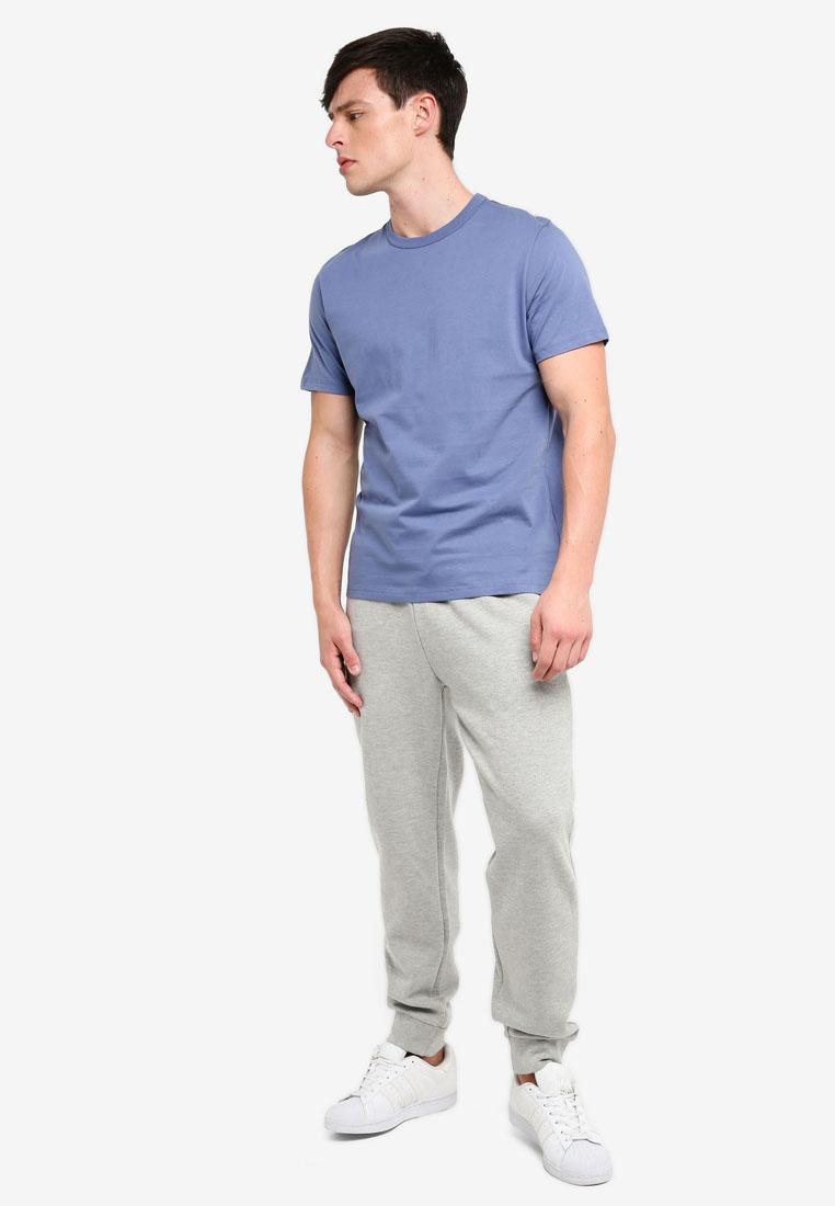 T Shirt Blue Blue Classic Topman 4ZqHgxwTcO