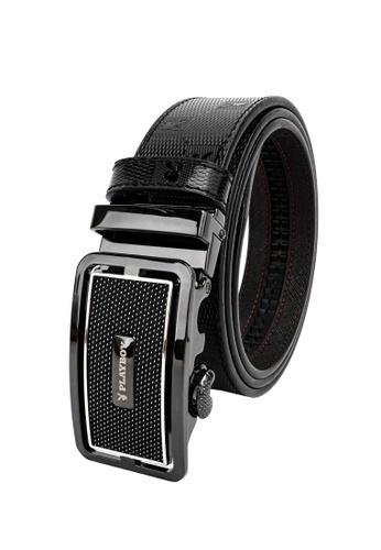 Playboy black 35mm Automatic Belt 347C4AC5F9834FGS_1