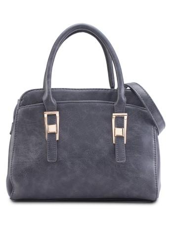 經典金飾手zalora退貨提包, 包, 手提包