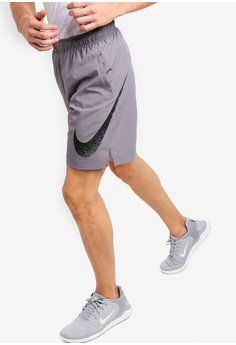22cd0b679251 Nike grey Nike Dri-Fit Flex Shorts 903AEAA421FE7AGS 1