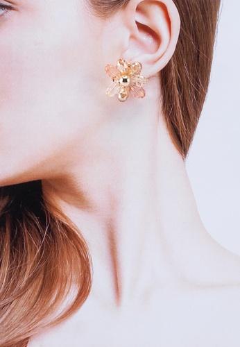 ALDO 粉紅色 Vulia Pierced 耳環 4F603ACD6BB2B8GS_1