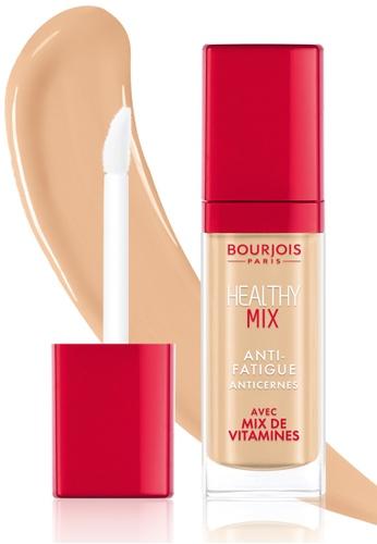 BOURJOIS beige Bourjois Healthy Mix Anti-Fatigue Concealer #53 Dark 7.8ml BO885BE73PHUSG_1