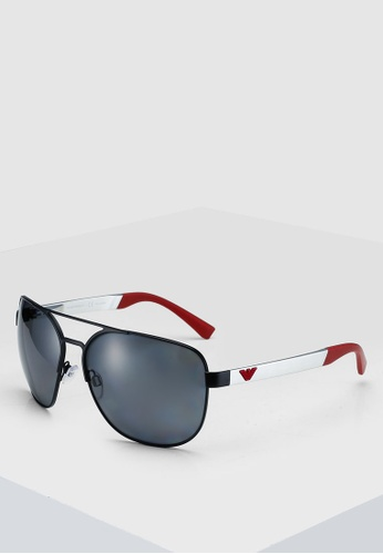 f8f7b9e7791 Buy Emporio Armani Emporio Armani EA2064 Sunglasses Online on ZALORA ...