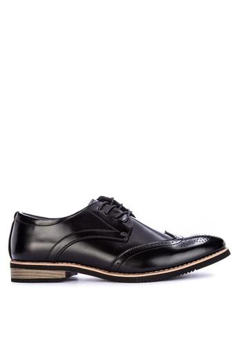 Preview black Rico Formal Shoes 5A37ASH6E5D821GS_1
