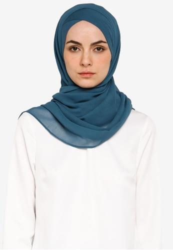Bokitta green Sea FreeStyle Hijab CD3A7AAD68F152GS_1