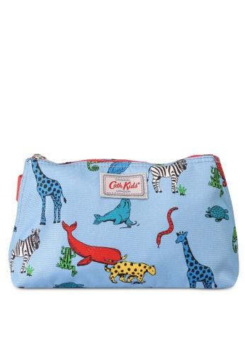 Cath Kidston blue Animals Kids Wash Bag 1A246KC4552424GS_1