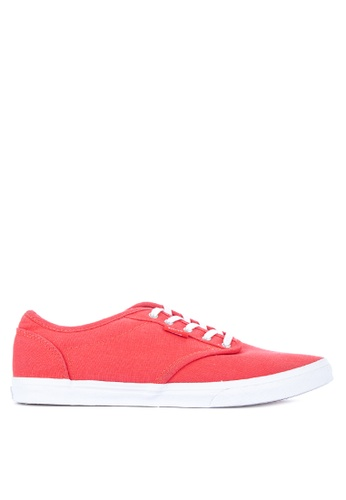 3291a8e20f Shop VANS Canvas Atwood Low Sneakers Online on ZALORA Philippines