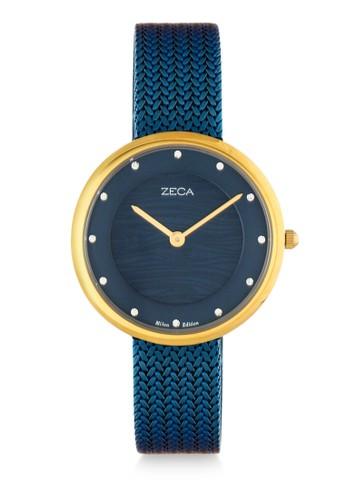 ZECA blue Zeca Ladies Watches - 1001L(4).MB.P3.G5 F5A2CAC85218BEGS_1