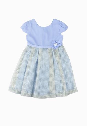 PERIWINKLE blue Daena 2 Formal Dress 386B5KA68F7A8BGS_1