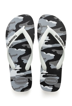 33131357b908 Havaianas Havaianas Top Camu Grey Steel S  45.00. Available in several sizes
