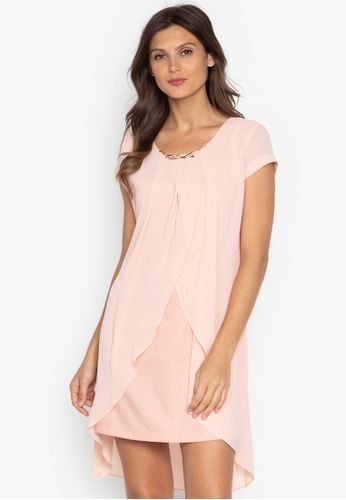 90fb169469c0 Shop Krizia Plain Dress Online on ZALORA Philippines