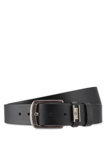 Lumberjacks black Lumberjacks 35mm Genuine Leather Extra Long Belt AF5E5ACE31A5ACGS_1