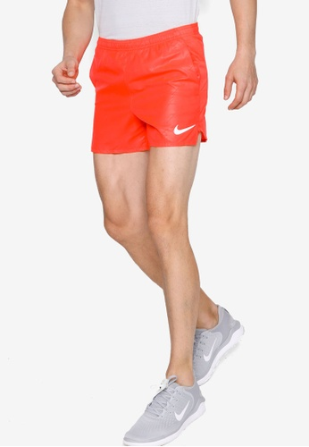 Nike red AS Men's Nike Challenger Future Fast Printed Running Shorts 4EFF2AAC0226C9GS_1