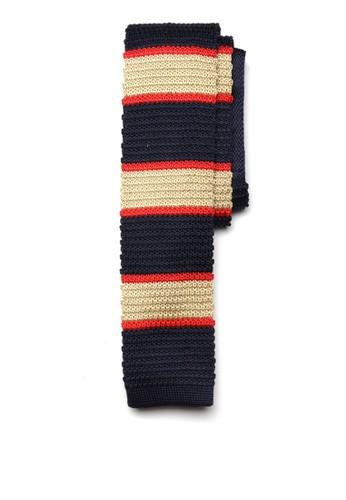 針織條紋領帶, 飾品配件esprit outlet hk, 飾品配件