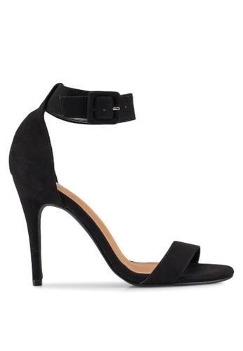 Rubi black Spritz Stiletto Heels B127DSH5434FAAGS_1