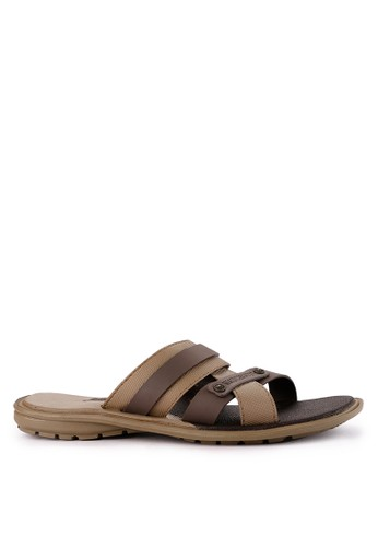 Watchout! Shoes brown Slip On Shoes 36895SH54131A7GS_1
