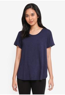 ... Premium Sleep Curved T-Shirt