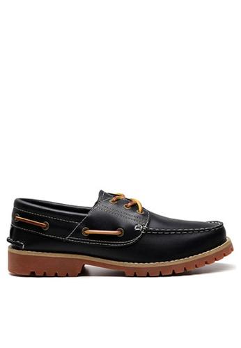 Twenty Eight Shoes Icon 3-Eye Classic Lug Shoes M30003 4E836SH4B8E5DBGS_1