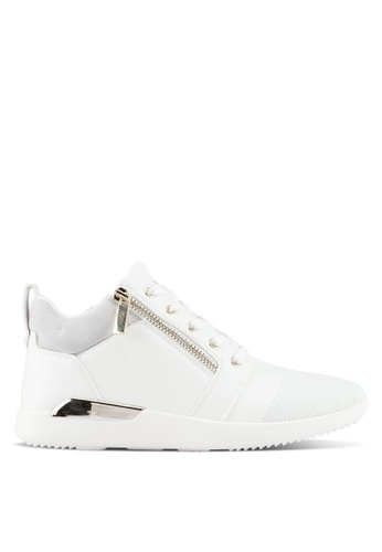 ALDO white Naven Fashion Athletic Shoes 449C6SH4F4EE19GS_1