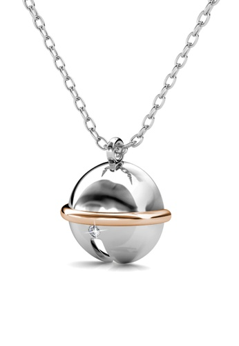Her Jewellery silver Her Jewellery Chime Bell Pendant with Necklace Chain with 18K Gold Plated DCC39AC52660AAGS_1