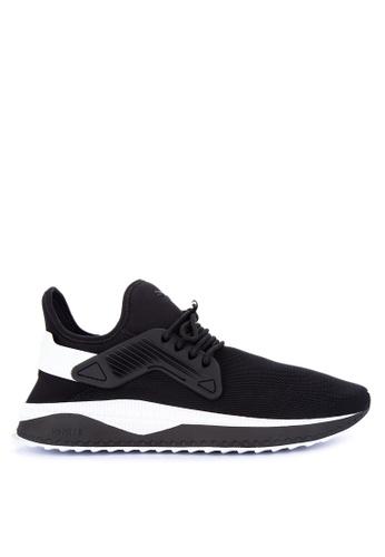 Puma black Tsugi Cage Training Shoes EDCEBSHD27B996GS_1