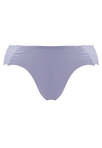 Cotton On Body purple Party Pantss Seamless G-String Briefs 4D841US9EBBDEFGS_1