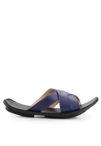 MARC & STUART Shoes blue Sandal Deo 2 MA456SH0UOQNID_1
