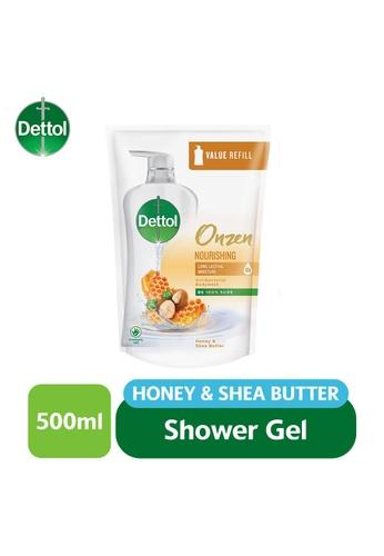 Dettol Dettol Shower Gel Onzen Nourishing 500G D16D3ESD34146AGS_1