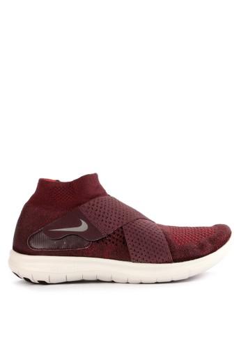 Nike red Men's Nike Free RN Motion Flyknit 2017 Running Shoes 0D5D8SHF2D7699GS_1