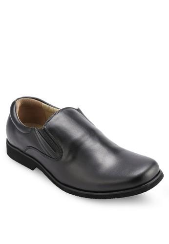 Houston 經典方頭皮鞋, esprit服飾鞋, 鞋