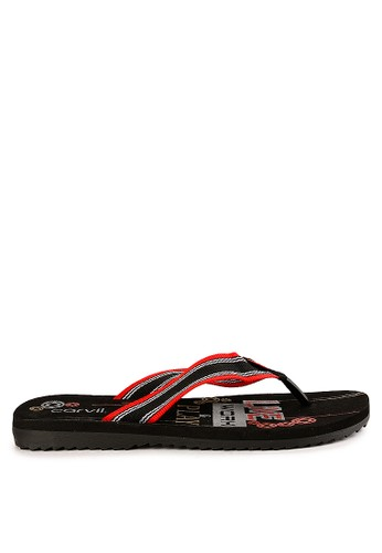CARVIL black and multi Carvil Sandal Lwp-M 73072SH7F17916GS_1