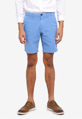 Tommy Hilfiger blue DENTON SHORT STR TWILL STAR PR 78D5CAAA41D353GS_1