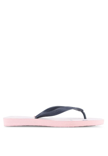 Cotton On pink Bondi Flip Flops CO372SH0S1LYMY_1
