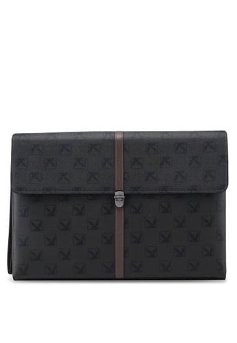 Playboy black Playboy Clutch Bag 721A0AC27C12FDGS_1