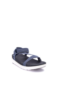 7495548c2 33% OFF Fitflop Z-Strap Sandals Php 4