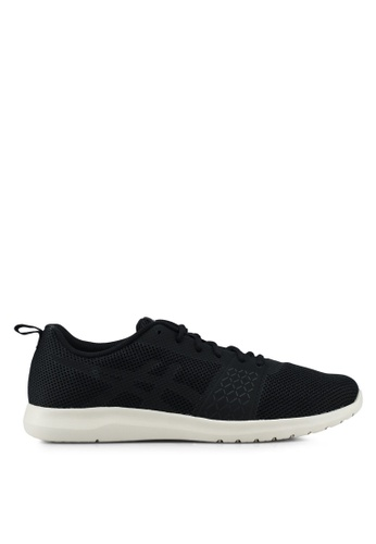 Asics black Kanmei MX Shoes AS989SH0SVSTMY_1